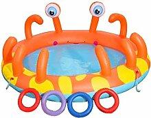 Mopoq Ocean Ball Pool Piscine Gonflable for