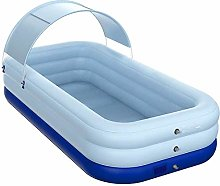 Mopoq Rectangulaire Piscine Gonflable for la