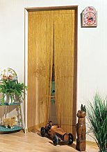 Morel - Bambou Naturel / l. 120 x h. 220 cm