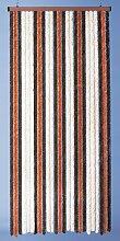 Morel - Rideau de porte chenille Florence - 100 x