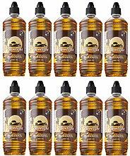 Moritz Lot de 10 flacons d'huile bio pour