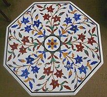 Mosaïque Art Table basse Incrusté à la main