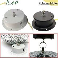 Moteur rotatif de boule de verre AC110V AC240V,