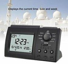 MOTH23542-Horloge Prière Affichage à LED