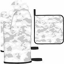 Motif camouflage avec mosaïque de taches