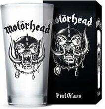 Motorhead - verre logo KKLPGMH1