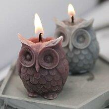 Moule 3D de fabrication de bougies en Silicone,
