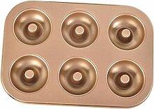Moule à beignets 6 tasses Moule à beignets