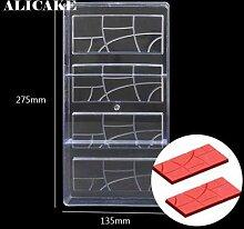 Moule à Chocolat en Polycarbonate, outils de
