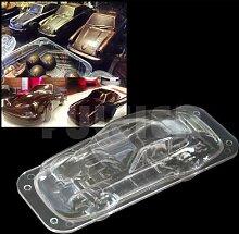 Moule à chocolat en voiture 3D, outils de