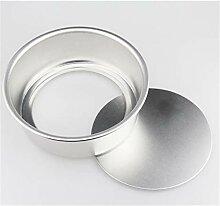 Moule à gâteau Alliage d'aluminium rond