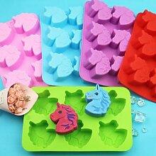 Moule à gâteau en Silicone, outils à biscuits
