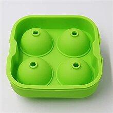 Moule à glaçons en silicone alimentaire en forme