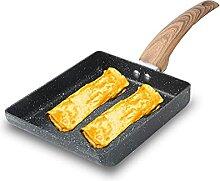Moule à Omelette Japonaise Tamagoyaki avec