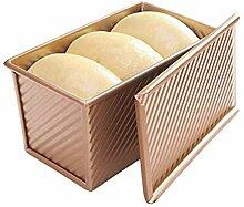 Moule à pain avec couvercle Moule à gâteau