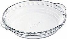 Moule à pâtisserie ô cuisine verre (22 cm) -