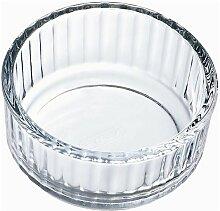 Moule à pâtisserie pyrex verre ø 10 cm - Rogal