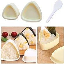 Moule à Sushi en forme de boule de riz, 2