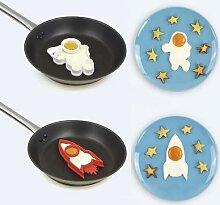 Moule à œufs frits, accessoires de cuisine