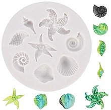 Moule de silicone 3D Moule de silicone Starfish