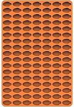 Moule en silicone en forme de carotte pour