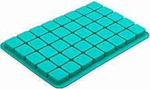 Moules à bonbons carrés en silicone pour