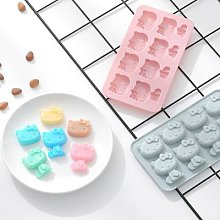 Moules à gâteaux en Silicone de Style Kt à 8