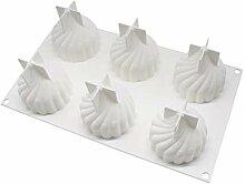 Moules à gâteaux en silicone forme ustensiles de