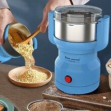 Moulin à grains de café électrique à 4 lames,