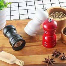 Moulin à poivre manuel en bois, manuel,
