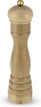 Moulin à poivre manuel en bois naturel H27cm