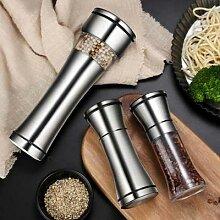 Moulin à sel et poivre manuel, outils de cuisine,