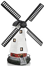 Moulin à vent décoratif à économie