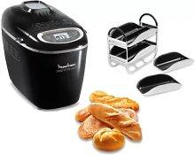 Moulinex OW611810 - Machine à pain