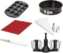 Moulinex XF389010 - Kit de pâtisserie