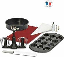 MOULINEX XF389010 Kit pâtisserie Companion, Fouet