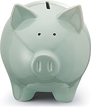 Mousehouse Gifts Blue Pig Tirelire Taille M