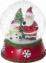 Mousehouse Gifts Noël Boule à Neige Musicale
