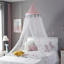 Moustiquaire pour chambre de bébé, rideau de lit