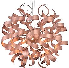 MQQ Lustre Créatif De Style Européen LED Lampes