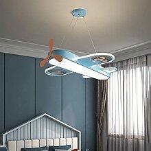 MQQ Lustre D'avion De Chambre For Enfants, LED