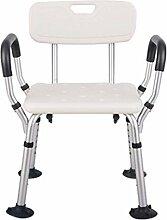 MRDAER Tabouret de Douche pour handicapés Chaise