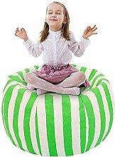 MRZJ Sac de rangement pour jouets en peluche -