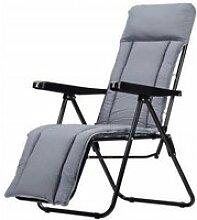 Mstore - chaise longue de jardin fauteuil
