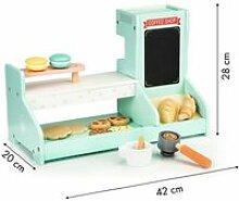 Mstore - pâtisserie jouet - 3 ans+ - pas de bords