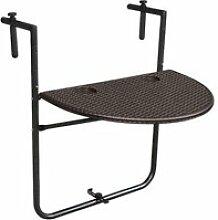 Mstore - table de balcon style moderne