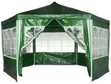 Mstore - tente de jardin - 250x400 - entrée