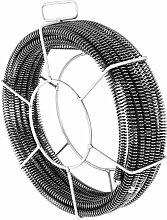 MSW - Set De 6 Furets De Plomberie 2 3 M Spirale