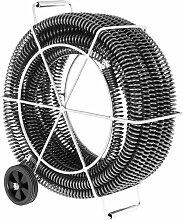 MSW - Set De 6 Furets De Plomberie 4 65 M Spirale