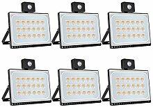 MTX-Racks 100W extérieurs de sécurité lumières